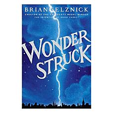 Scholastic Wonderstruck