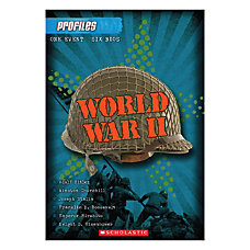 Scholastic World War II One Event