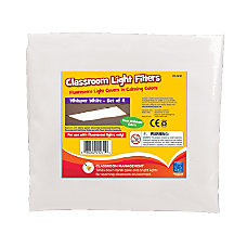 Educational Insights Classroom Light Filters 24