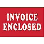 Preprinted Shipping Labels Invoice Enclosed 3