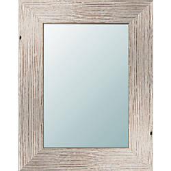 PTM Images Framed Mirror Light Wood