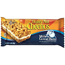 Honey Nut Cheerios Milkn Cereal Bars
