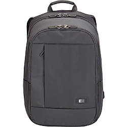 Case Logic 156 Laptop Backpack Gray