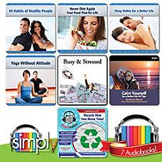 Health Happiness Wellness Audiobook 8 Title