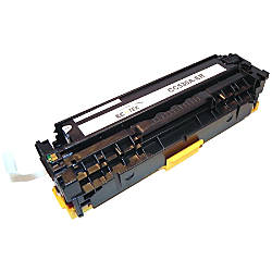 eReplacements CC530A ER Remanufactured Toner Cartridge