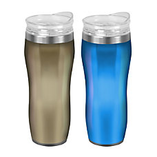 GNBI Travel Mugs 14 Oz BlueBronze