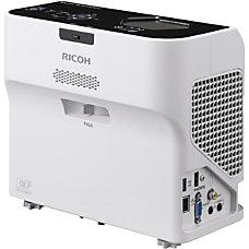 Ricoh PJ WX4141N 3D Ready DLP