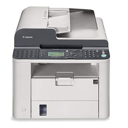 canon printer templates - canon faxphone l190 monochrome laser multifunction printer