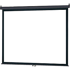 InFocus SC MAN 100 Projection Screen