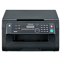 Panasonic Laser Multifunction Printer Monochrome Plain