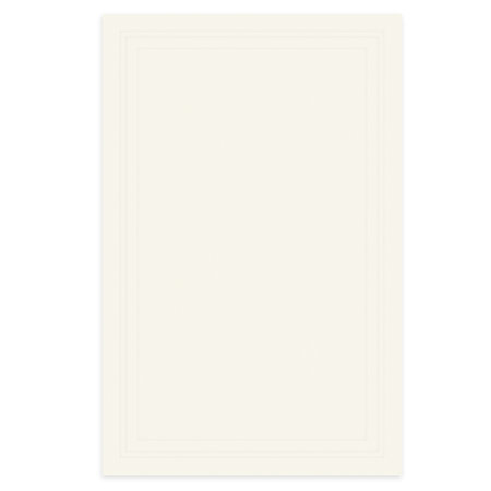 Gartner studios invitation kit ivory multilevel border 5 for Gartnerstudios com invitation templates