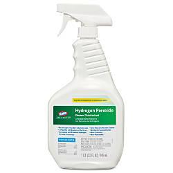 Clorox Healthcare Hydrogen Peroxide CleanerDisinfectant 32