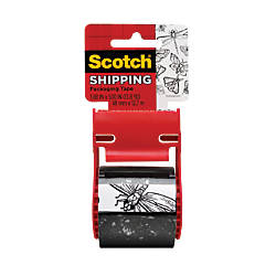 Scotch Decorative Shipping And Packaging Tape