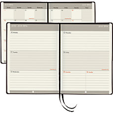 FORAY Academic WeeklyMonthly Planner 7 12