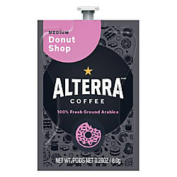 Mars Drinks Flavia Alterra Donut Shop