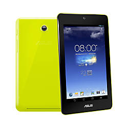 """Asus MeMO Pad HD 7 ME173X-A1-GN 16 GB Tablet - 7"""" - In-plane Switching (IPS) Technology - Wireless LAN - MediaTek Cortex A7 MT8125 1.20 GHz - Green"""