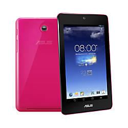 "Asus MeMO Pad HD 7 ME173X-A1-PK 16 GB Tablet - 7"" - In-plane Switching (IPS) Technology - Wireless LAN - MediaTek Cortex A7 MT8125 1.20 GHz - Pink"