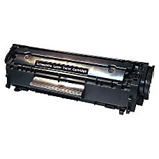 eReplacements Q2612A ER New Compatible Toner