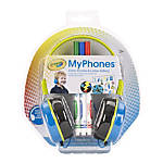 Crayola MyPhones On Ear Headphones Blue