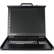 StarTechcom 1U 19 Rack mount LCD