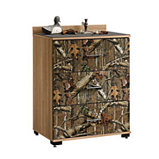 Sauder Flat Creek Engineered Wood Cabinet