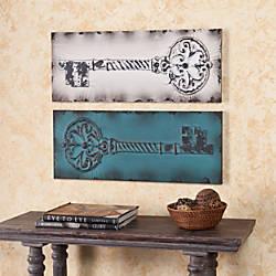 Southern Enterprises Key Decorative Wall Panels