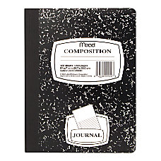 Mead Journal Composition Book 7 12