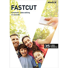 MAGIX Fastcut Download Version