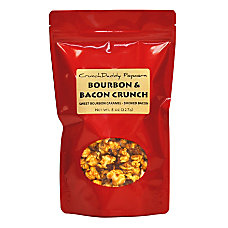 CrunchDaddy Bourbon Bacon Crunch Popcorn 8