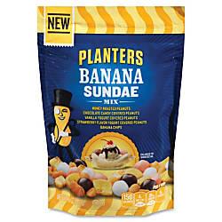 Kraft Foods Kraft Planters Banana Sundae