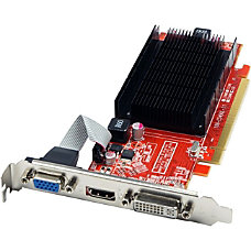 Visiontek Radeon HD 5450 Graphic Card