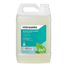 Highmark Neutral Floor Cleaner Citrus Herb