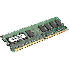 Crucial 2GB 240 pin DIMM DDR3