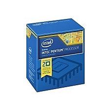 Intel Pentium G3258 Dual core 2