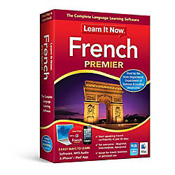 Learn It Now French Mac Download