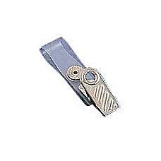 Strap Clip Badge Fastener