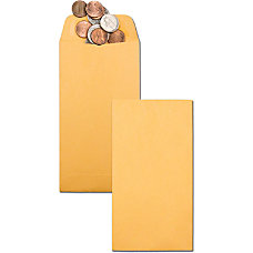 Quality Park Coin Envelopes 3 12