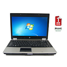 HP 8440P Refurbished Laptop Computer With