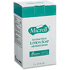 SKILCRAFT MICRELL Antibctrl Dispenser Soap Refill