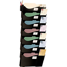 Office Depot Brand Wall 7 Pockets
