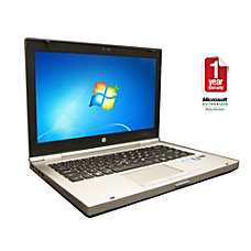 HP 8460P Refurbished Laptop Computer With