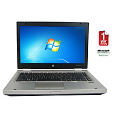 HP 8560P Refurbished Laptop Computer With