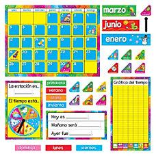 TREND Calendario Anual Spanish Bulletin Board