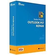 Stellar Phoenix Outlook PST Repair V60
