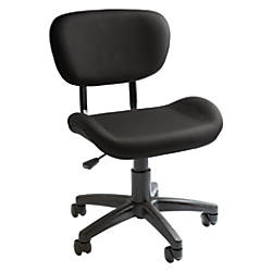 Brenton Studio Bailey Task Chair Black By Office Depot OfficeMax