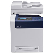 Xerox WorkCentre 6505DN Laser Multifunction Printer