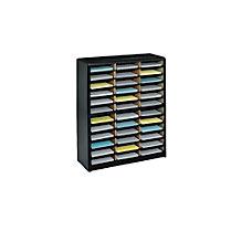 Safco Value Sorter Steel Corrugated Literature