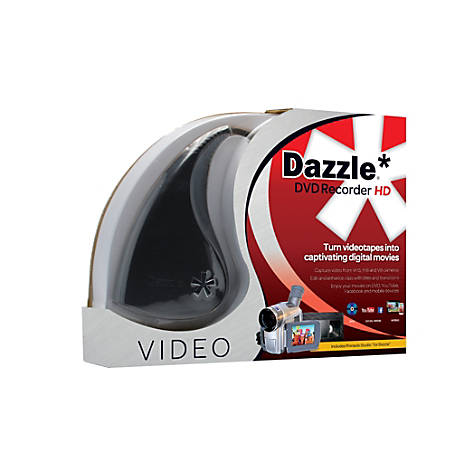 corel dazzle dvd recorder hd traditional disc by office. Black Bedroom Furniture Sets. Home Design Ideas