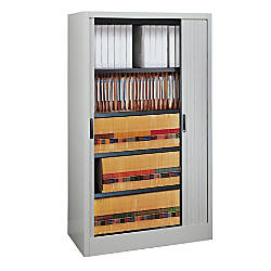 Mayline Kwik File Harbor Storage Cabinet