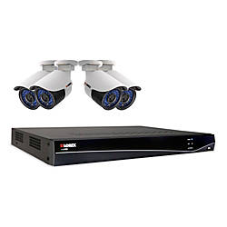 Lorex 4 Channel Surveillance System With